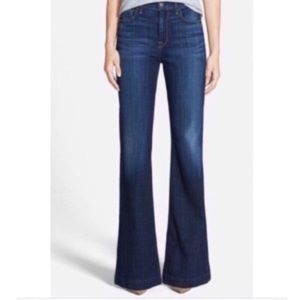 7 For All Mankind Flare Denim